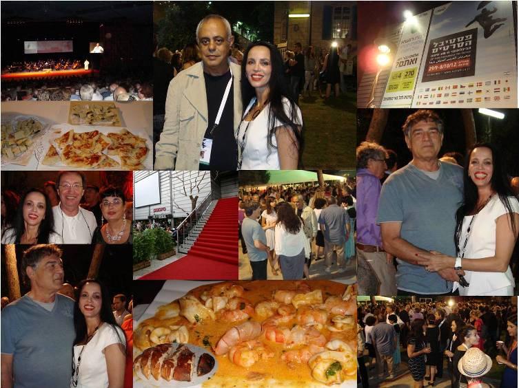 בפסטיבל הסרטים ה28 2012 בחיפה. זולאז' תמונות מהאירוע.