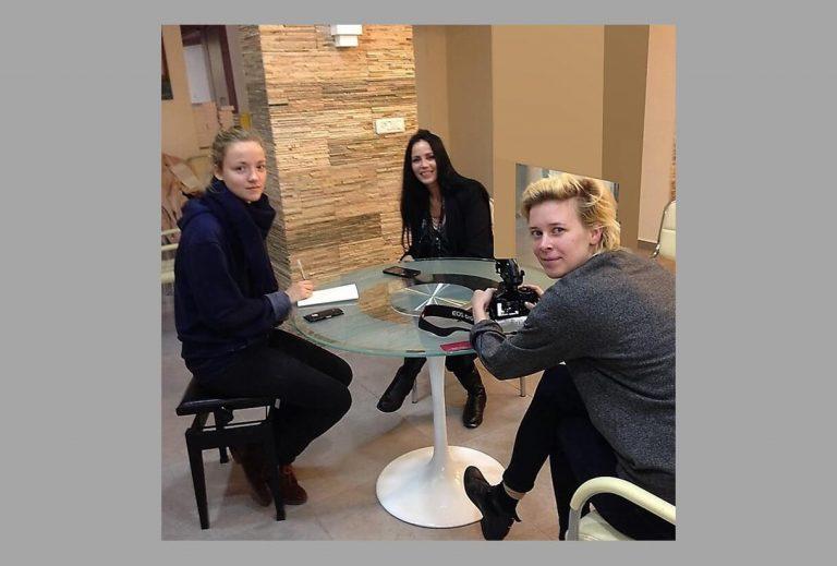 בראיון לסרט קולנוע Miss Holocaust שצולם ב2015 והשתתף בפסטיבל ברלין 2017