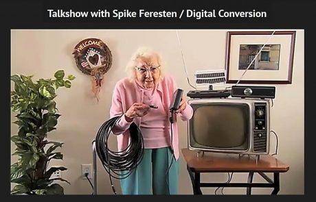 אישה אנלוגית בעולם דיגיטלי!